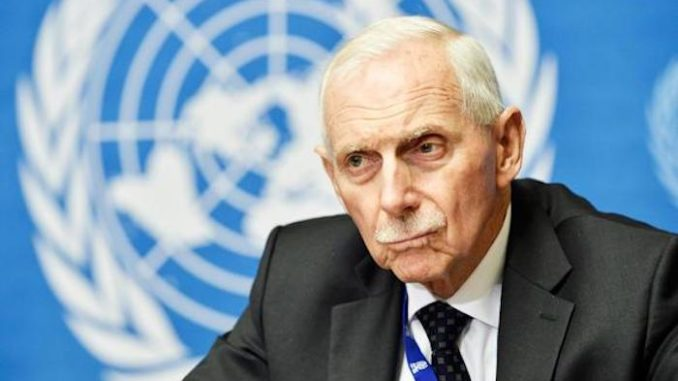 UN says its in Americas best interests to allow uncontrolled immigration