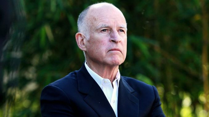 AIDS rates in California soar following Jerry Brown's legalization of intentional HIV spreading
