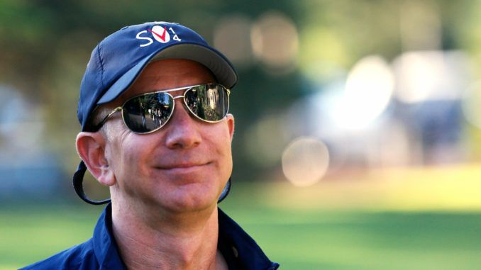 CIA controlled Amazon turns over record amount of user data to US law enforcement
