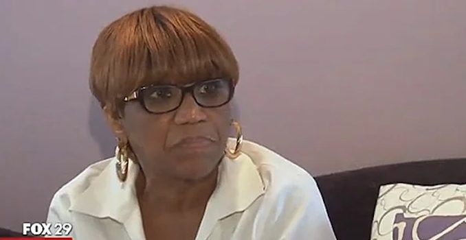An armed 70-year-old grandmother used the gun her late mother gave her to shoot and wound an alleged home intruder attempting to break into her Philadelphia residence early Saturday morning.