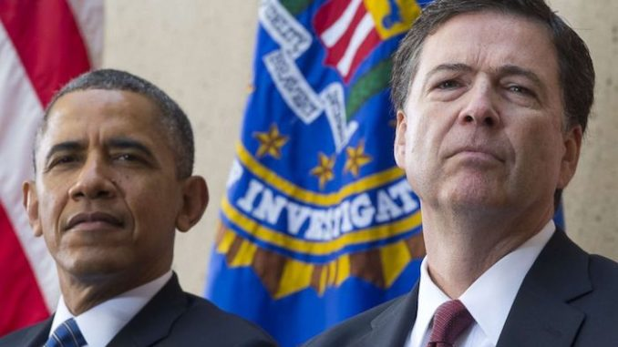 Dozens of FBI agents vow to expose Obama and Comey