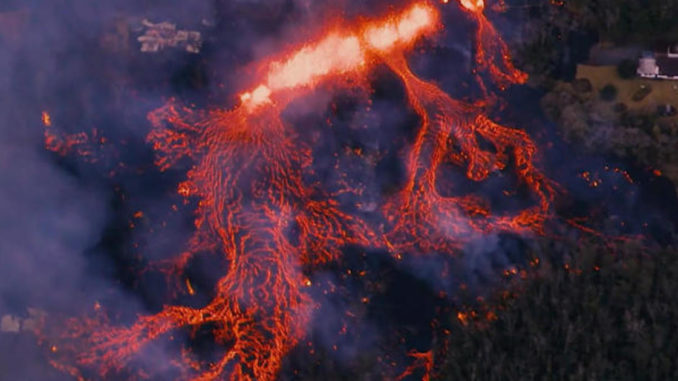 Hawaii tells its citizens to prepare for catastrophic eruption