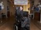 Stephen Hawking's family have invited time travelers born between 1918 and 2038 to attend his memorial service at Westminster Abbey, on June 15.