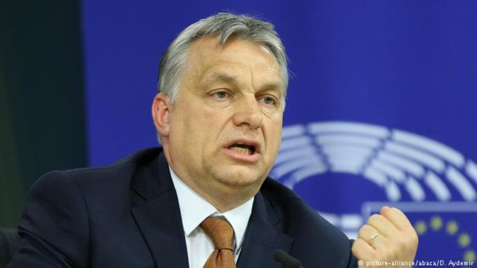 Hungarian PM says days of New World Over rule are over