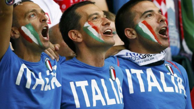 Italy has been cowed by the European Union's globalist politics and Italians are facing a rapidly approaching future where they will be a minority in their own land.