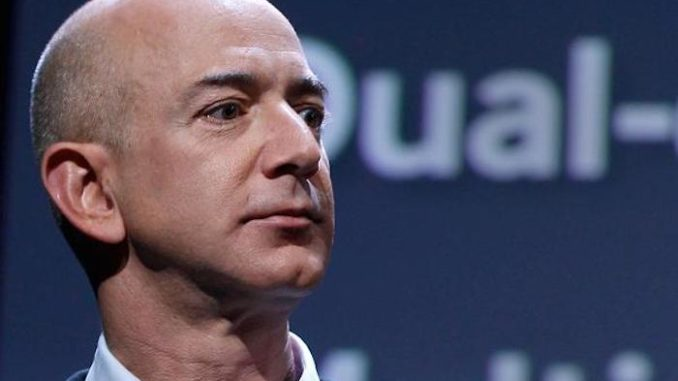 Jeff Bezos urges everyone to leave George Soros alone