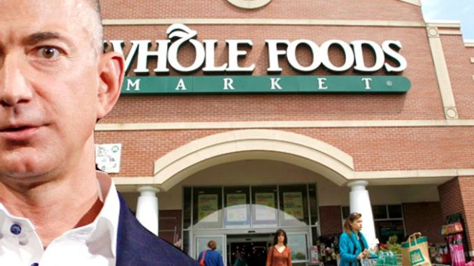 Jeff Bezos says Wholefoods will no longer label GMOs because they are 'safe'