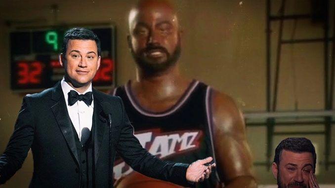 Jimmy Kimmel refuses to apologise for ABC black face routine