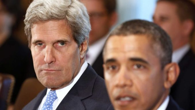 Congress vote to prosecute John Kerry for treason