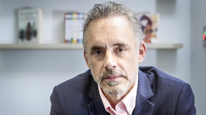 """Canadian psychologist and social critic Jordan Peterson said that given the right to vote, he """"probably"""" would have """"impulsively voted for Donald Trump at the last moment""""."""