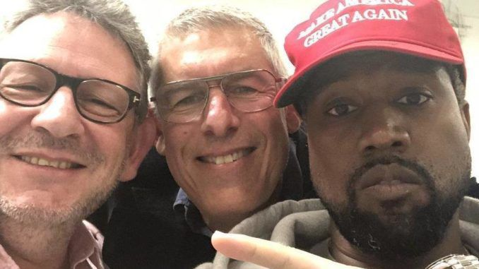 Kanye West threatened with assassination from Crips for supporting President Trump