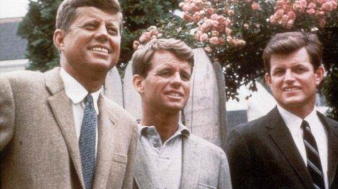 Kennedy brothers were assassinated by CIA on behalf of Israel