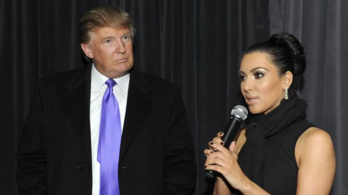 Democrats upset as Kim Kardashian agrees with meet with Trump