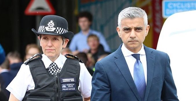 London overtook New York City for murders for the first time in modern history in February as the crime rate surges to an unprecedented level in the British capital under Mayor Sadiq Khan.
