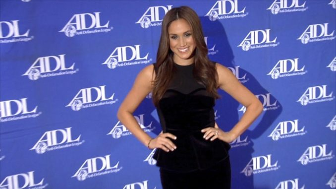 Meghan Markle becomes master of ceremonies for the ADL