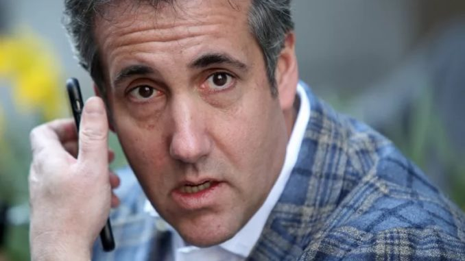 FBI wiretapped Michael Cohen's phone and illegally listened to White House calls
