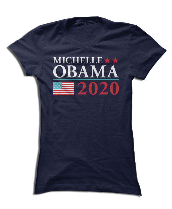 """Why Is Amazon Running a Full Page of """"Michelle Obama for President"""" T-Shirts?"""