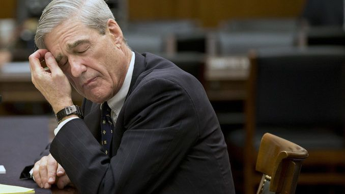 Mueller indicts company that doesn't exist in Russian witch hunt