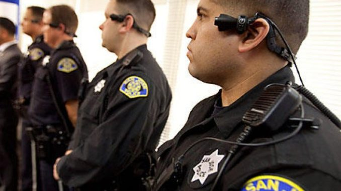Police body cams are now racist, according to an official report