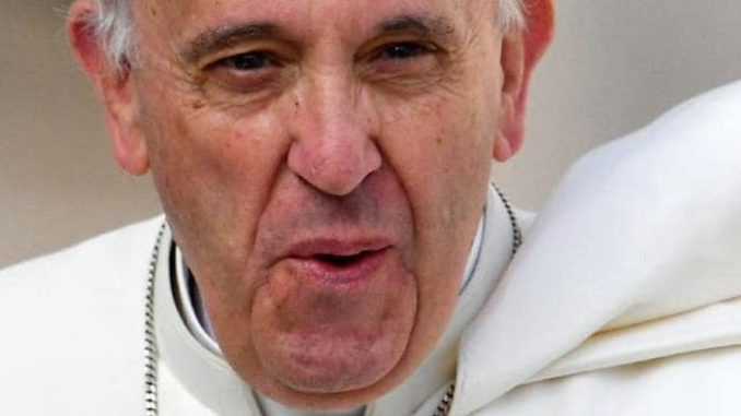 "Liberal Pope Francis has told a homosexual man that being gay is fine with God, and that ""God made you like this,"" suggesting that the far left pontiff has recently been spending more time listening to Lady Gaga than reading the Bible."