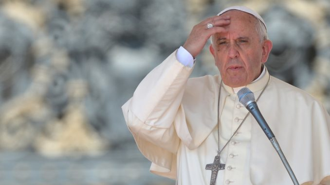 A new Gallup poll has found that over four million Catholics in the U.S. have turned their back on the church since Pope Francis took control.