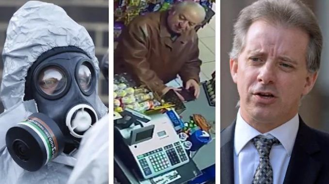 Government bans media from reporting on fact that Skripal worked with MI6 to create Trump-Russia dossier