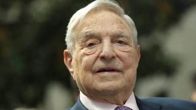Soros unveils cunning plan to save collapsing EU project