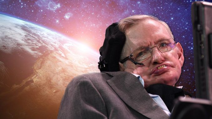 Stephen Hawking's final words were 'we live in the Matrix'