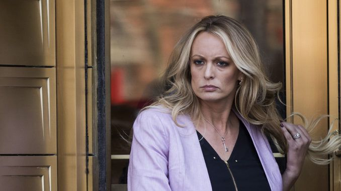 Stormy Daniels found guilty of covering up the sexual assault of one of her colleagues