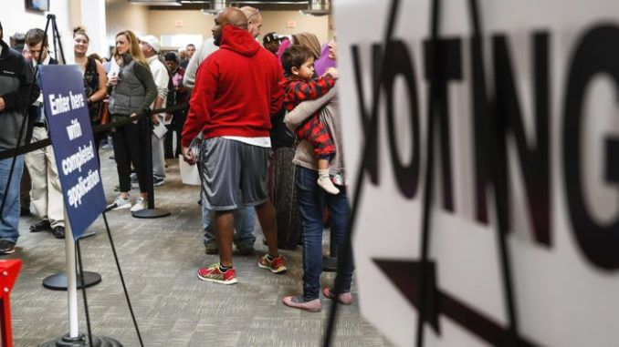 Democrat turnout in Texas lowest in 100 years