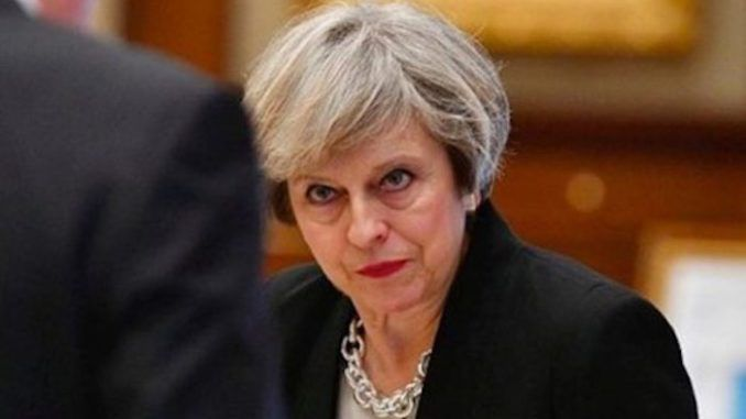 Theresa May under investigation for lying to UK parliament about Novichok