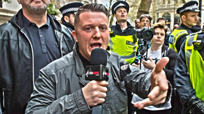 Articles about arrest of Tommy Robinson are being rapidly scrubbed from the internet