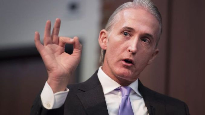 Trey Gowdy warns Hillary email probe is far from over