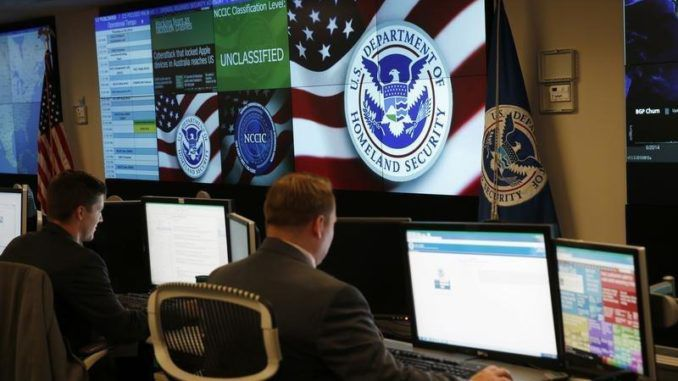 DHS to compile a list of social media influencers and alt. media journalists