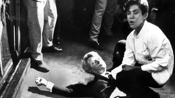 CIA hypnotized assassin to murder JFK's brother