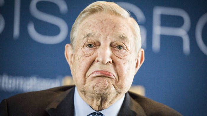 George Soros says Trump is winning and destroying the New World Order