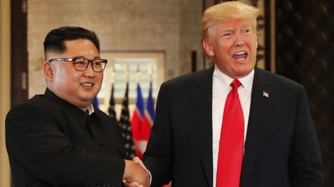 Trump to receive Nobel Peace prize for saving world from total nuclear annihilation