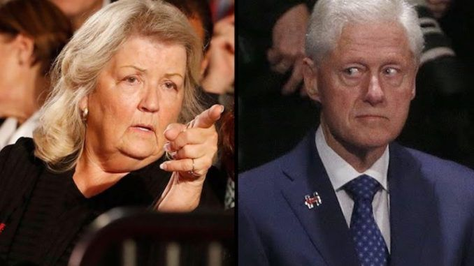 Bill Clinton justifies rape of Juanita Broaddrick, saying it was acceptable in 1978