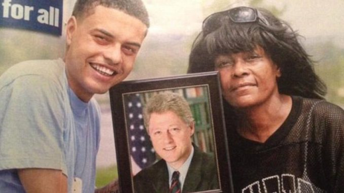 Bill Clinton's black son wishes his dad happy fathers day