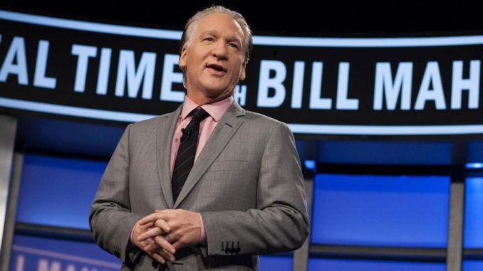 Bill Maher says he hates America and hopes the economy crashes