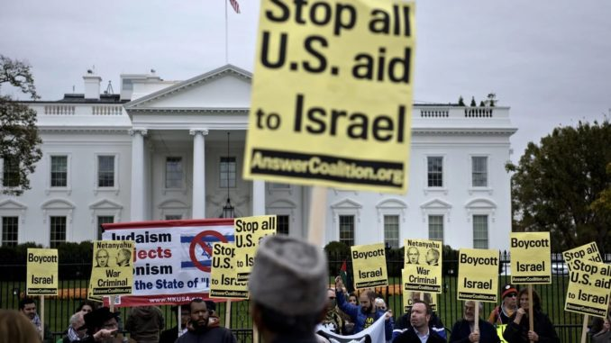 American citizens are set to be fined up to $1 million or imprisoned for 20 years for criticizing Israel, thanks to new legislation sponsored by Chuck Schumer.