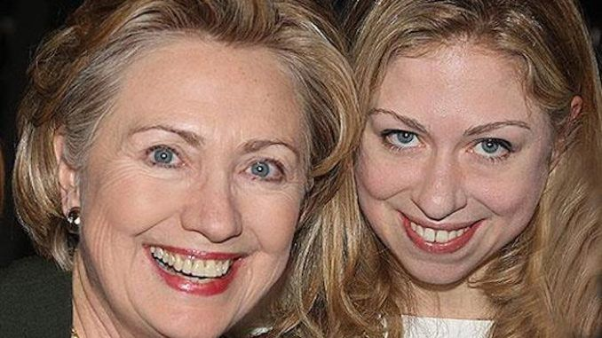 Chelsea Clinton admits Pizzagate is real on Twitter