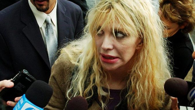 Courtney Love under investigation for attempting to murder son-in-law who was huge Kurt Cobain fan