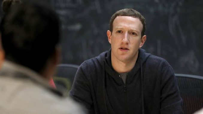 Facebook investors planning coup against CEO Mark Zuckerberg