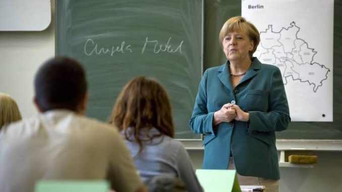 German government introduces state funded feminist porn for school sex education classes