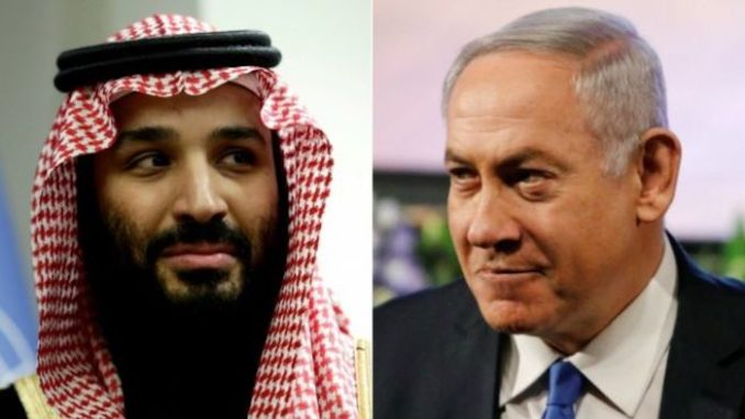 Israel caught selling nuclear weapons to Saudi Arabia