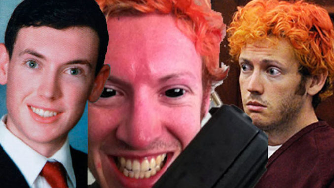 James holmes brainwashed
