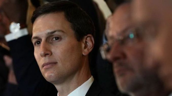 Lawsuit claims Jared Kushner is a Saudi spy who has infiltrated the White House