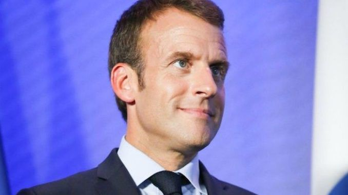 Emmanuel Macron creates France's first Ministry of Truth