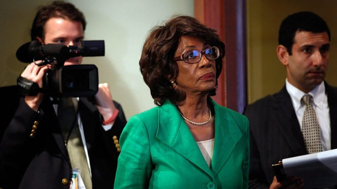Maxine Waters faces prison sentence for inciting violence in America